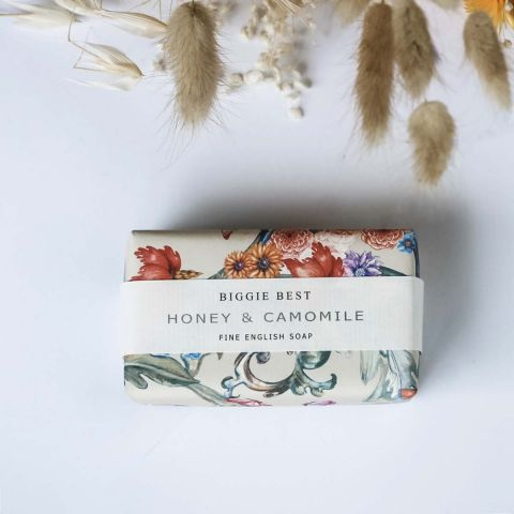 ACACIA, HONEY & CAMOMILE SOAP