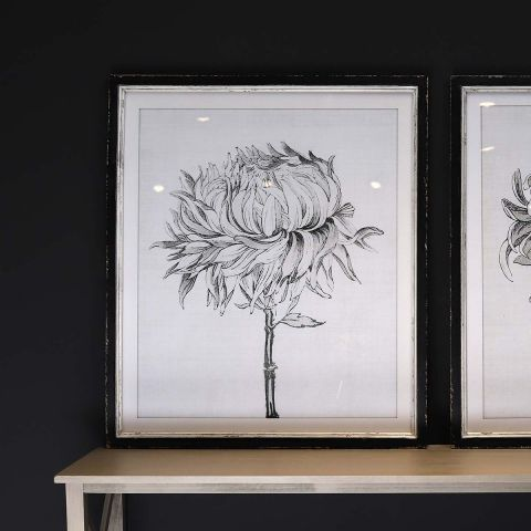 FLORAL PICTURE A